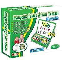 Manyetik Tablet Matematik Seti