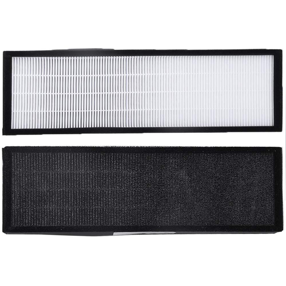 Air Purifier Filter FLT4825 True HEPA Replacement Filter B for AC4300 AC4800 AC4900 Series Anxingo
