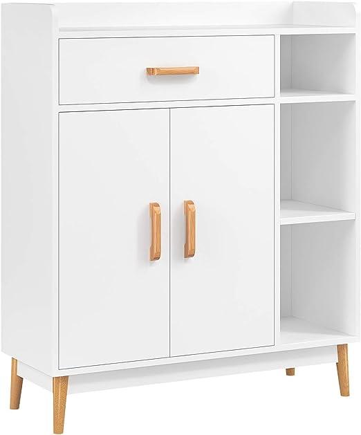Amazon.com: Mueble de almacenamiento Homfa para aparador ...