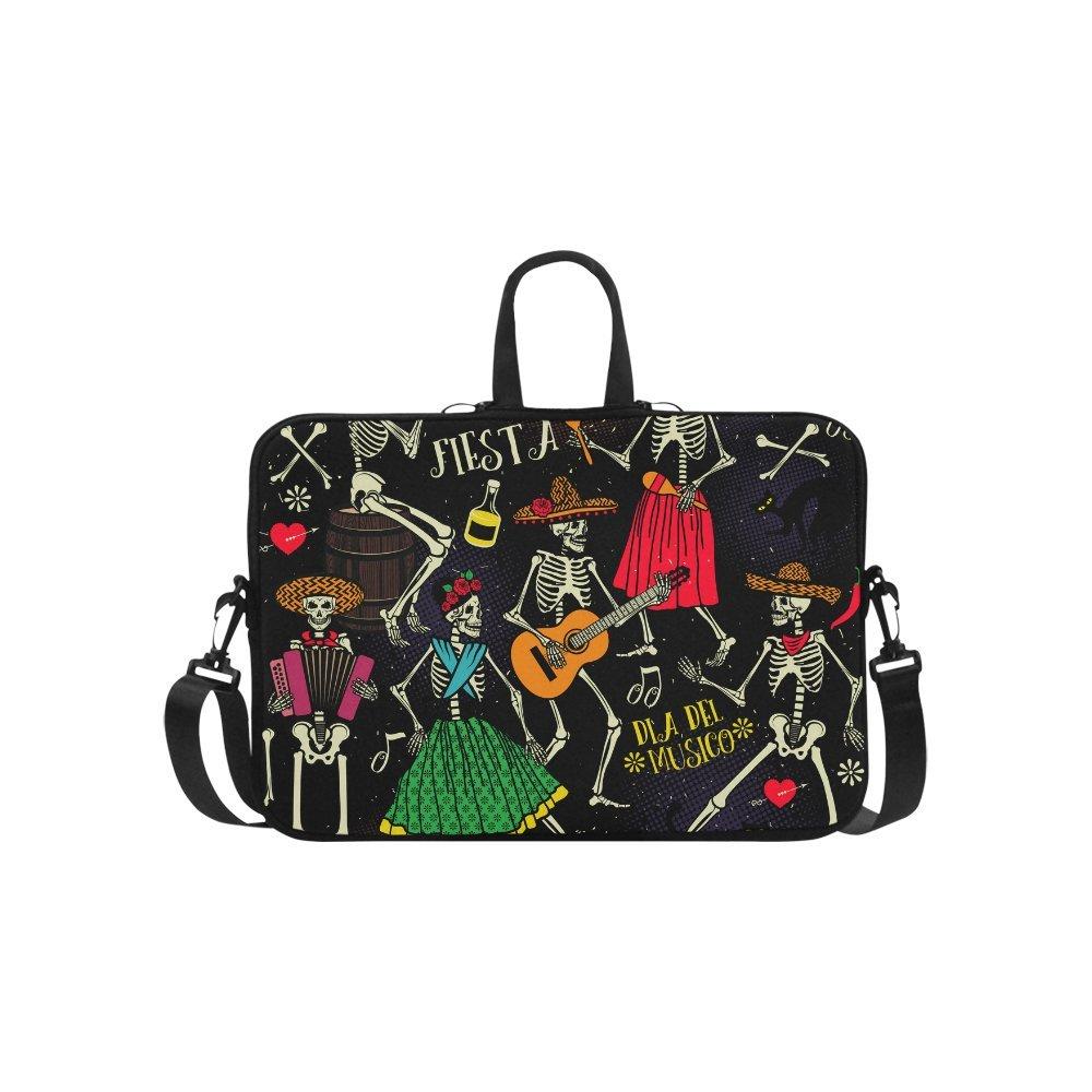 Amazon.com: Waterproof Laptop Bag,Skeleton Dance Shoulder ...