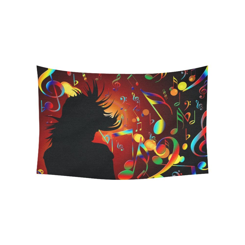 AnnHomeArt Wall Tapestry Hanging Dance Tapestry Picnic Beach Sheet Table Cloth 60''x 40''