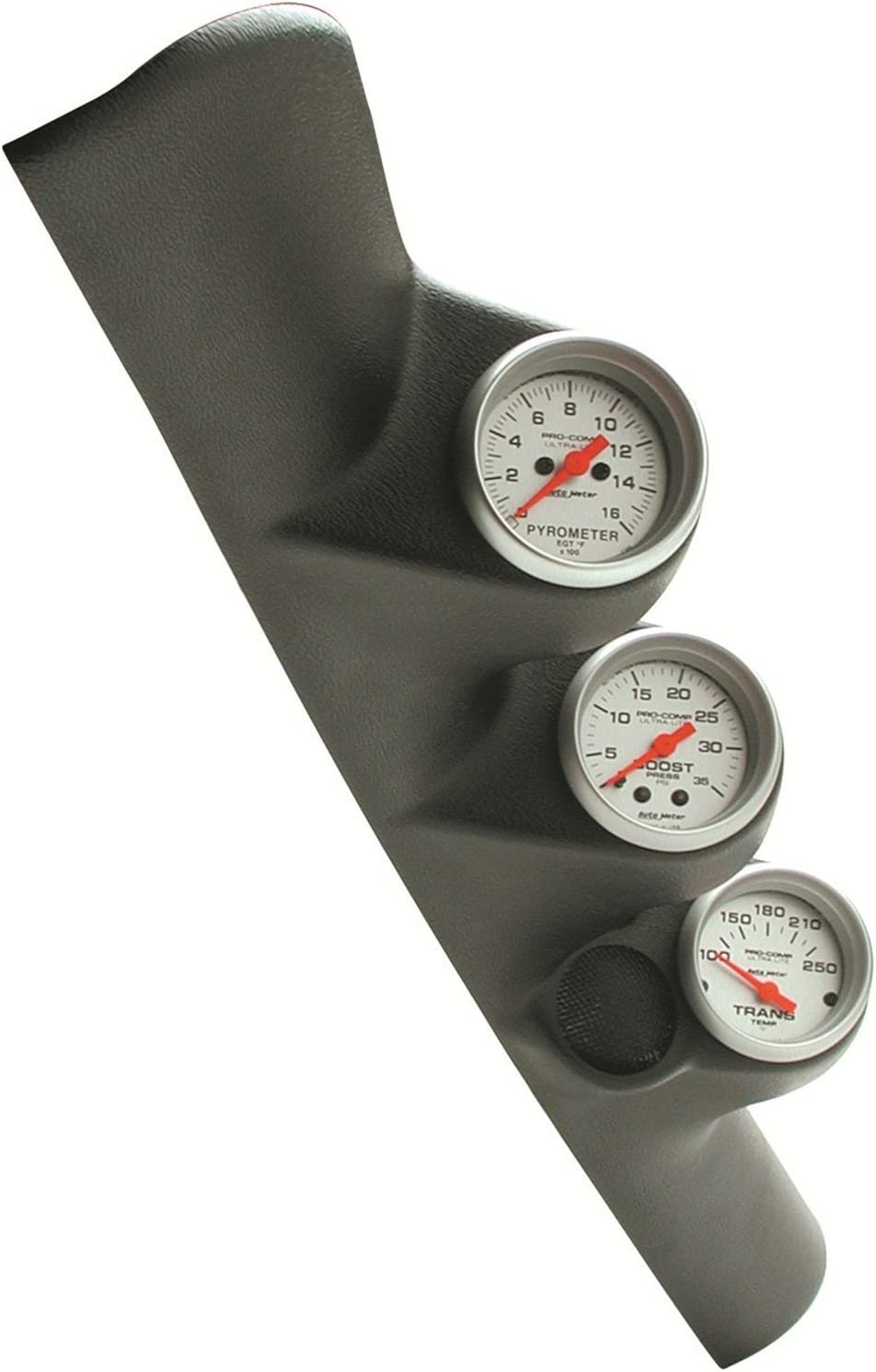 Auto Meter 12195 Gauge Works Triple Pillar