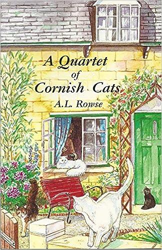 Book A Quartet of Cornish Cats