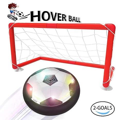 LOFEE Birthday Presents For 3 10 Year Old BoyIndoor Hover Ball With 2