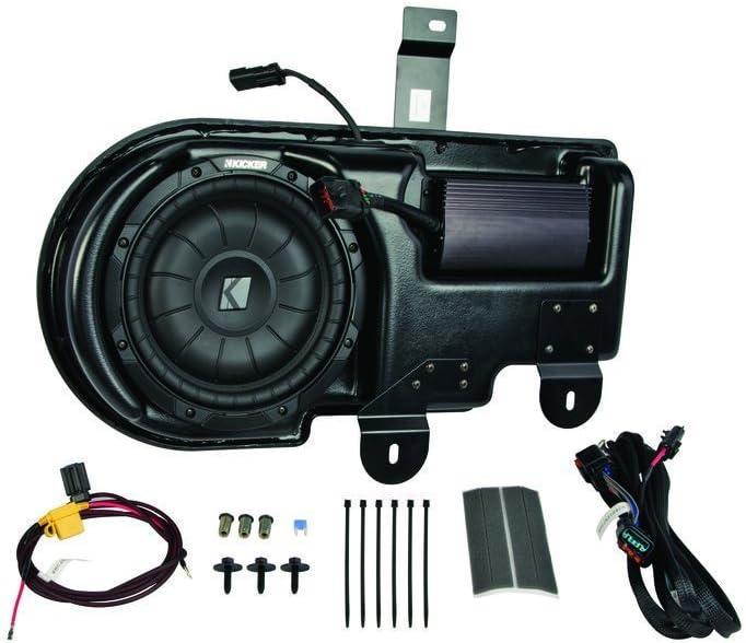 Kicker pf150 C11 Kit de Subwoofer con Amplificador y Amplificador ...