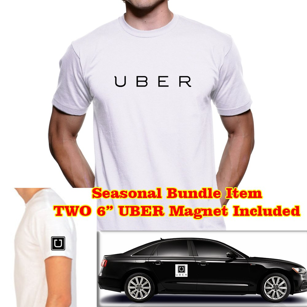 Design t shirts uber - Amazon Com Fashion Personality T Shirts Series Uber Sign Unisex Custom T Shirt Tee Shirt For Uber Driver Sports Outdoors