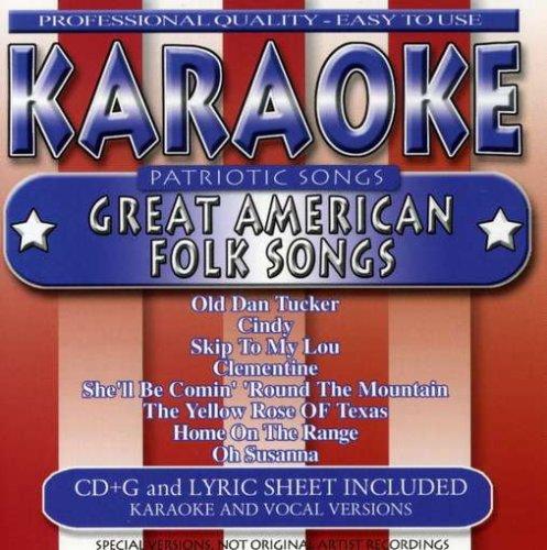 Karaoke: Great American Folk Songs ()