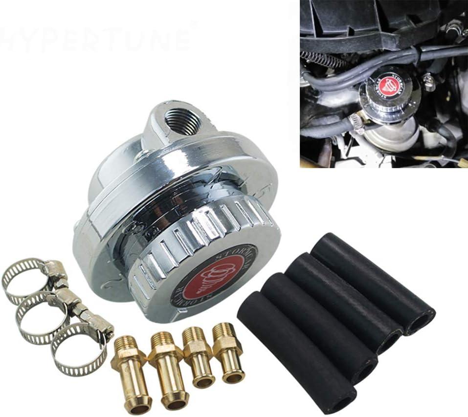 PTNHZ RACING Manual Adjustable Fuel Pressure Regulator Carburettor Carb Fuel Pump FPR