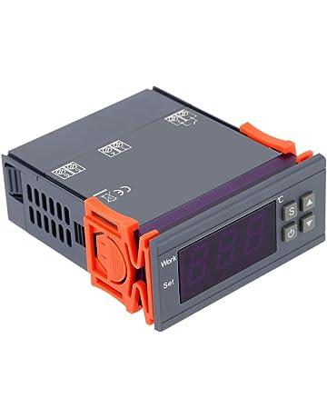 KKmoon Controlador de Temperatura Relés con Sensor 0~250V 10A ,-50~110