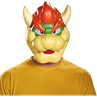 Generique - Masque Bowser Nintendo Adulte