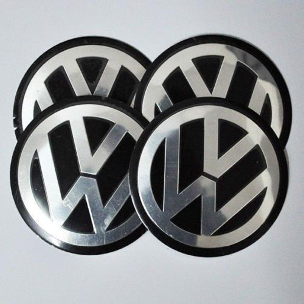 Amazon Volkswagen Vw Sticker Aluminum Size 90mm Emblem Decal