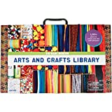 Kid Made Modern Arts And Crafts Library Set - Kid Craft Supplies | Art Projects In A Box