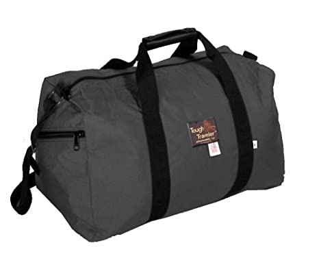 Tough Traveler Prestige Duffel - Made in USA - Extra-Small - Black 93954fe8d47