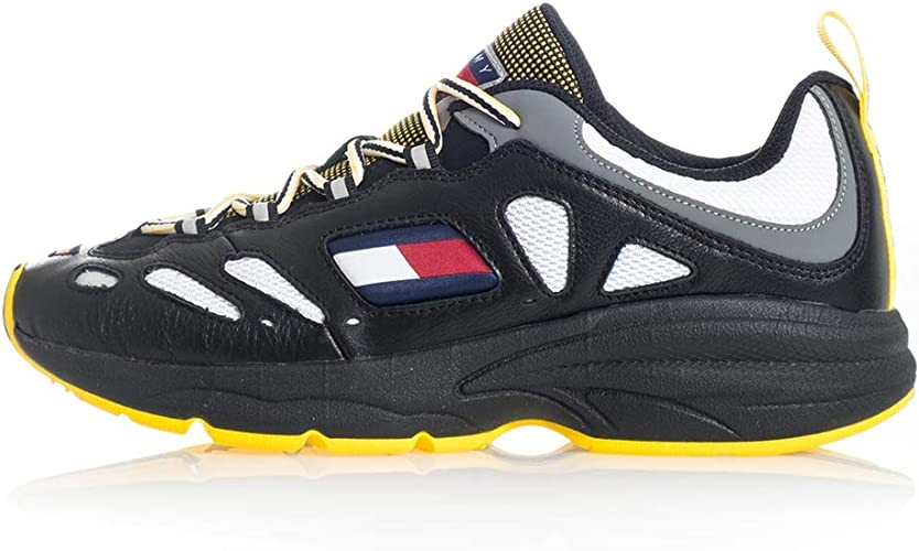 Tommy Hilfiger Sneakers Uomo Heritage Retro EM0EM00335.0GQ