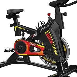 KY Bicicleta Spinning Las manijas Interiores Asiento de la ...