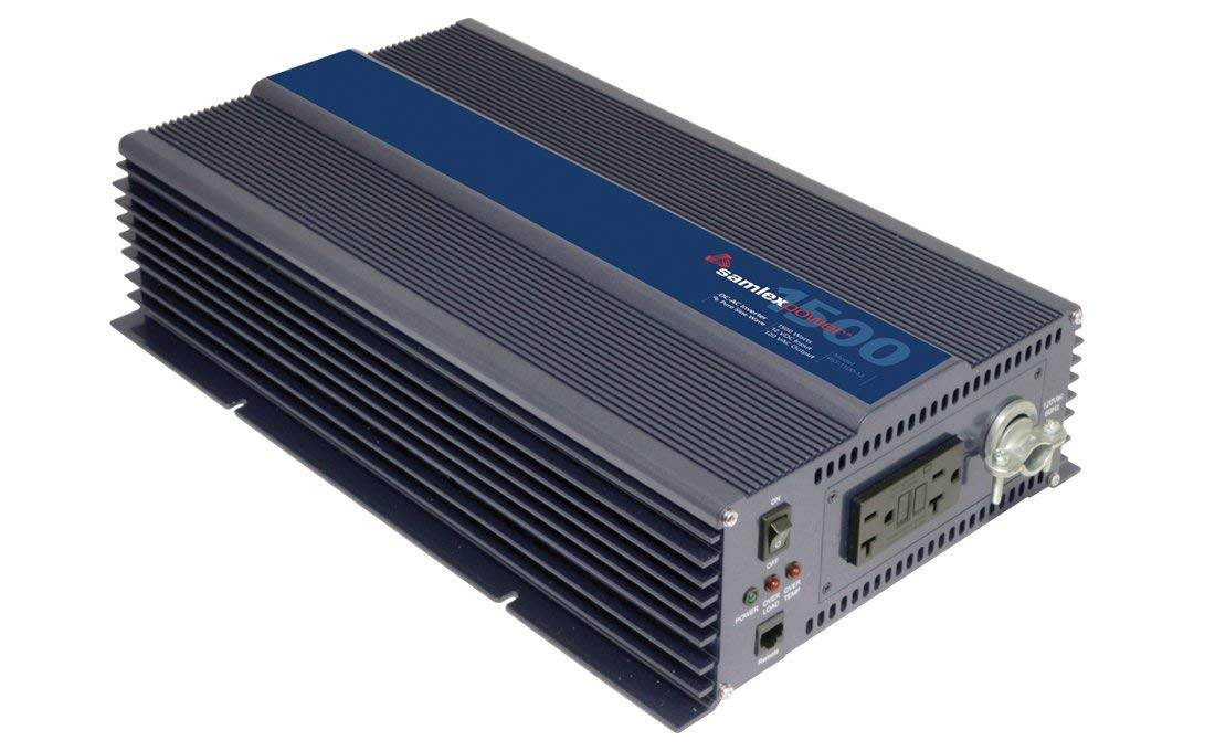 Samlex Solar PST-1500-12 PST Series Pure Sine Wave Inverter