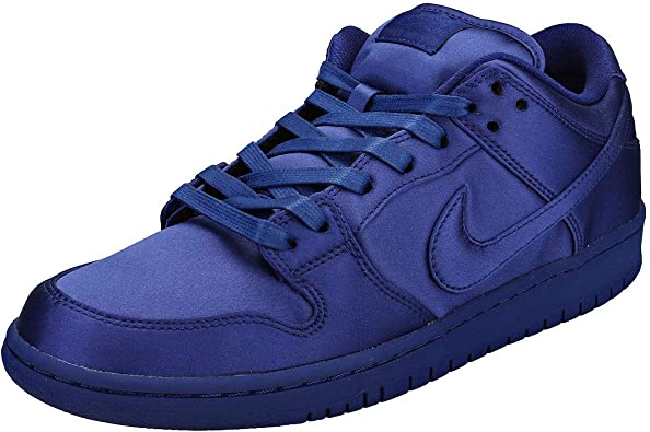 Nike SB Dunk Low TRD NBA, Chaussures de Skateboard Mixte
