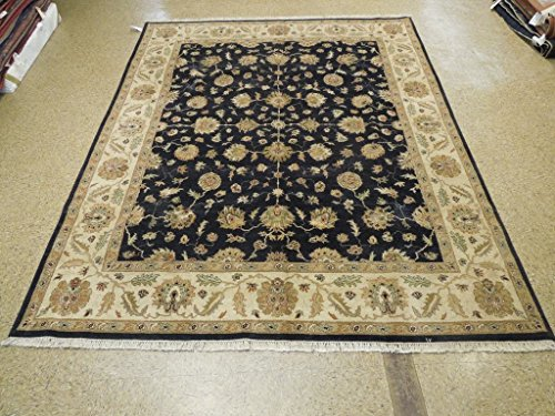 Rug Zigler (Harooni BEAUTIFUL 8' x 10' PERFECT QUALITY ZIGLER RUG BLACK)