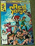 Red Sonja She Devil with a Sword No. 2 Mar (The Sea That Steals!, Volume 2)