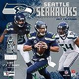 Turner Licensing Sport 2017 Seattle Seahawks Team Wall Calendar, 12''X12'' (17998011926)