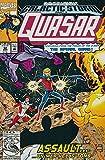 #9: Quasar #32 VF/NM ; Marvel comic book