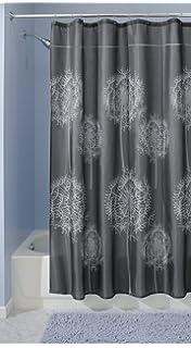 MDesign Dandelion Fabric Shower Curtain 180 X 200 Cm