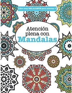 Mandalas Para Colorear Amazones Aavv Libros - Mandalas-sin-pintar