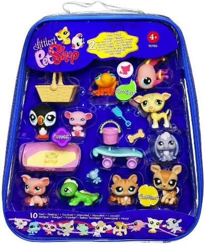 Littlest Pet Shop 90382 Bobble-Head Pets (10-Pack) by Littlest Pet ...