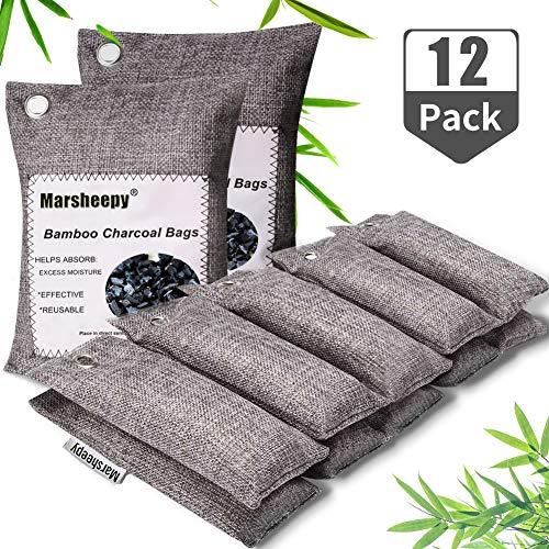 Marsheepy 12 Pack Bamboo