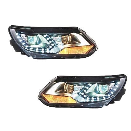 tiguan xenon headlights