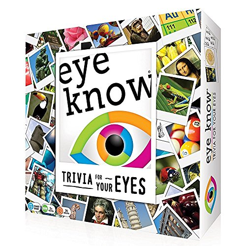 - Eye Know - New Edition