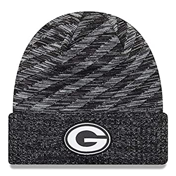 dabed84c982 New Era 2018 NFL TD Green Bay Packers Knitted Beanie Hat