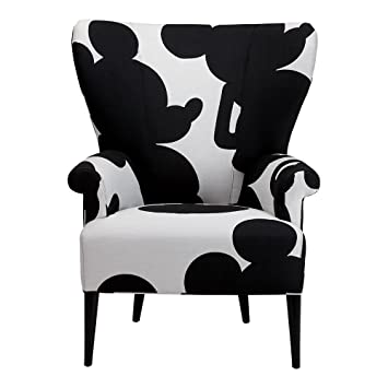 Ordinaire Ethan Allen | Disney Bravo Chair, Quick Ship, Mr Mouse Mickeyu0027s Ears Black