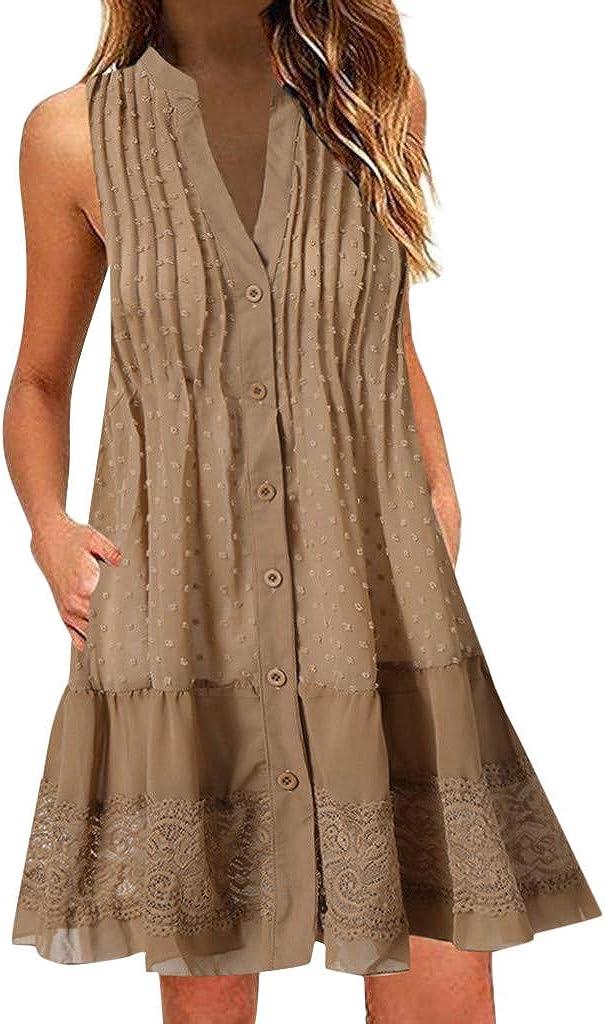 TWGONE Button Down Dress...