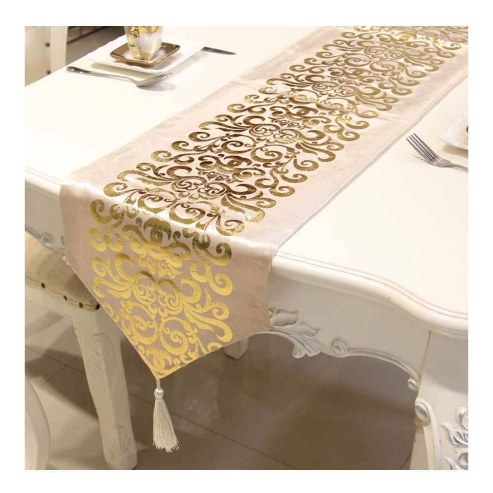 YFQ Style Chinois Table Coureurs De Broderie Tableau Drapeau Impression Tassel Nappe Table Tapis TV Cabinet Table Basse Tissu Lit Drapeau Drapeau D/îner De Mariage Parti D/écoration Bureau