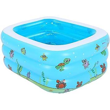Pumpink El baño Hinchable para niños Grandes bañera Inflable se ...