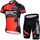 Strgao 2016 Men's Pro Racing Team MTB bike Bicycle Cycling Short Sleeve Jersey and shorts Set Suit