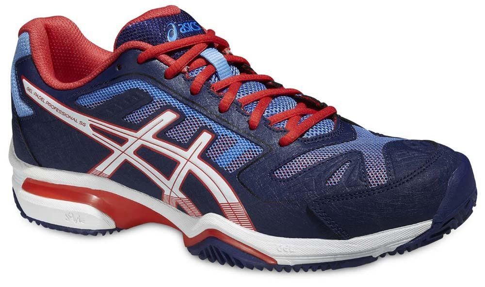 ASICS - Gel Padel Professional 2 SG, Color Azul, Talla UK-6.5: Amazon.es: Deportes y aire libre