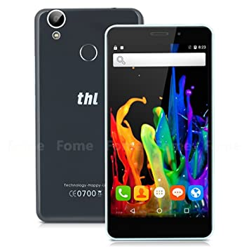 THL T9 Pro - 4G Smartphone Libre Android 6.0 (Pantalla 5.5 IPS ...