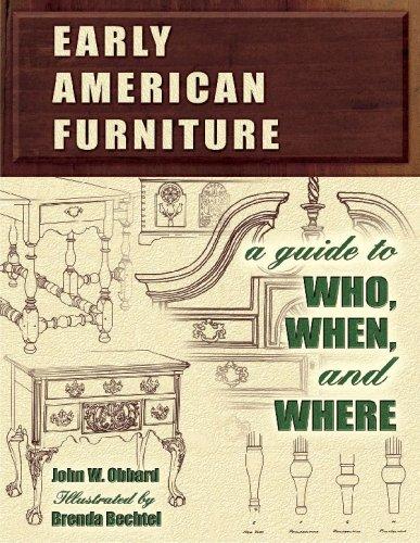 Early American Furniture - 3