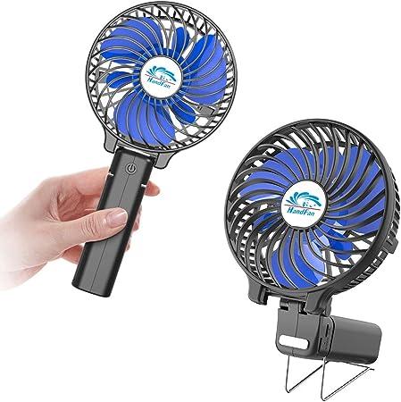 Mini Ventilator Handventilator Tragbar Fan Taschenventilator USB Wiederauf NNX