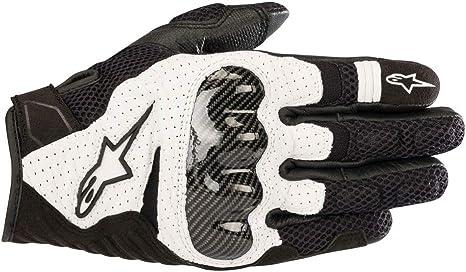 L Noir Alpinestars Gants moto Smx-1 Air V2 Gloves Black