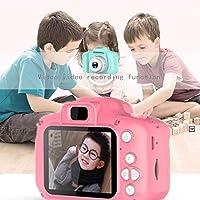 pairris Cámara portátil de Video Digital para niños Cámara de visualización de Pantalla LCD de 2 Pulgadas Cámaras Digitales