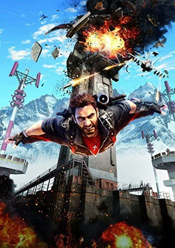 Just Cause 3 Poster by Just Cause 3: Amazon.es: Videojuegos