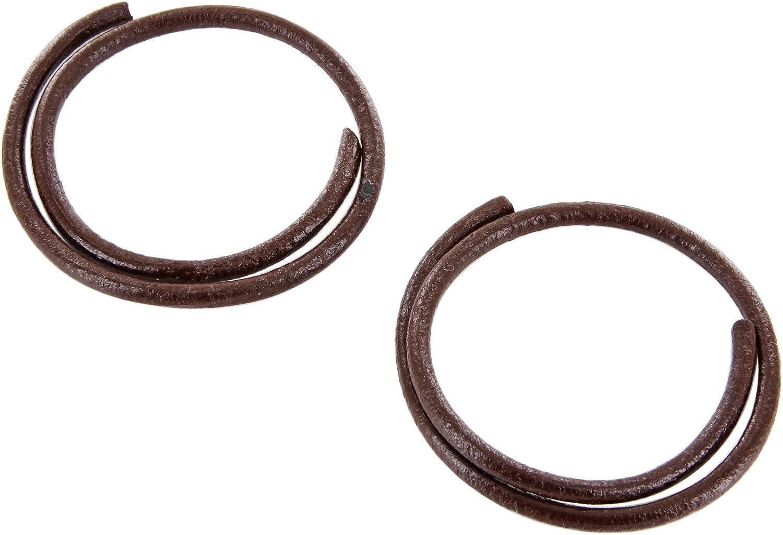 rund 3,0 mm von 20 cm REMA 1 Paar Lederband /Ø ca 200 cm in verschiedene Farben