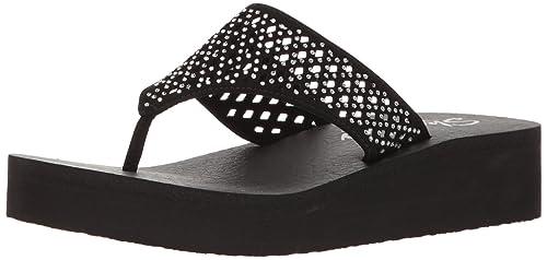 a9de3d4a2ec2 Skechers Women s Vinyasa -  Flow Fashion Sandals  Amazon.ca  Shoes ...