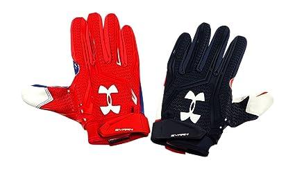 under armour swarm football gloves