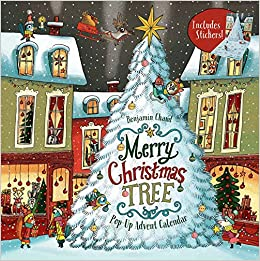 Buy Merry Christmas Tree Pop Up Advent Calendar Book Online At Low