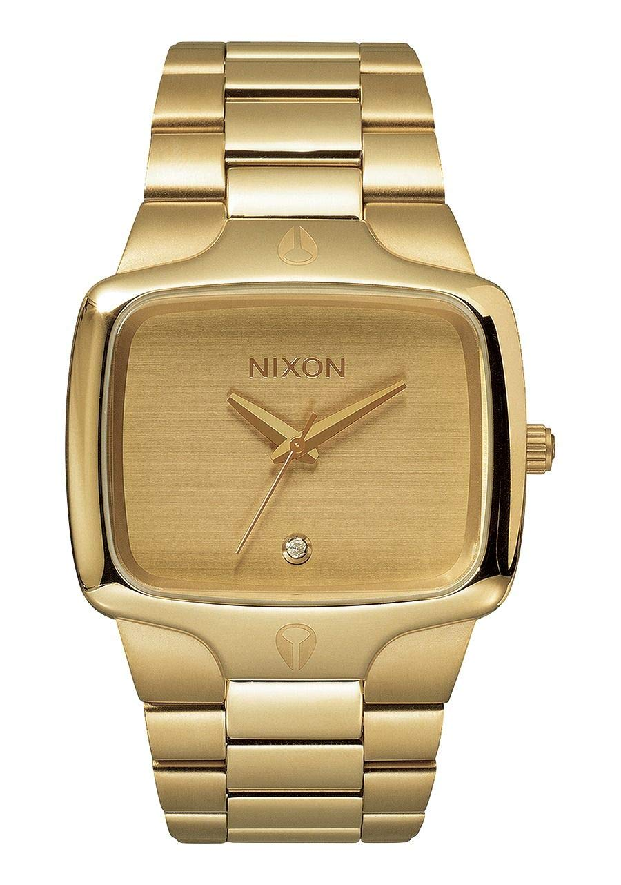 Nixon The Player Men's Watch - Gold/Gold by NIXON
