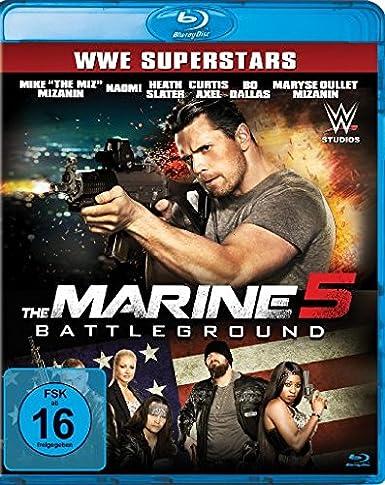 The Marine 5 - Battleground [Blu-ray]